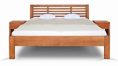 Dřevěná postel Gabriela buk