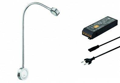 Lampička LOOX LED 2034 USB 12V/17W na plochu