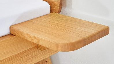 Noční stolek Bonito dub. design CORTINA