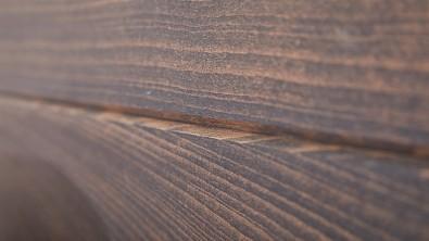 Kovová postel z masivu STELLA buk