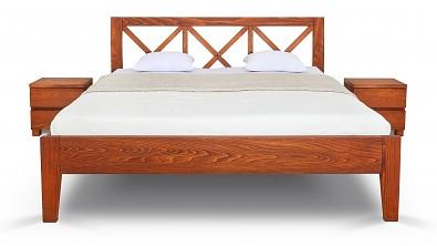 postel z masivu FIONA buk