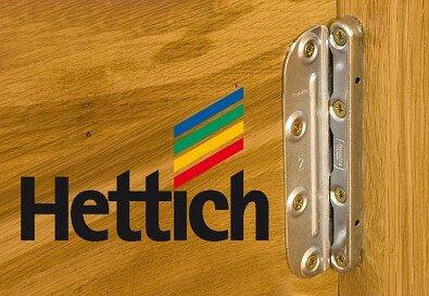 Použité kování Hettich
