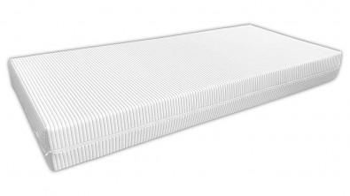 Zdravotní taštičková matrace z latexu SOUL SPRING DUO v potahu TENCEL