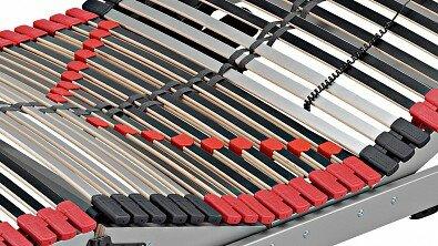 Lamelový rošt CLASSIC 42 motorový, 2x motor Hettich, kabelový ovladač #03