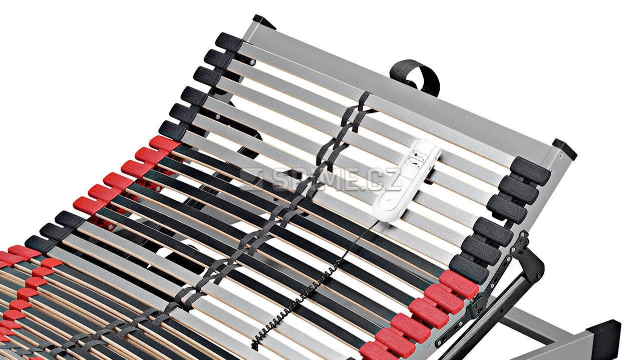 Lamelový rošt CLASSIC 42 motorový, 2x motor Hettich, kabelový ovladač #04