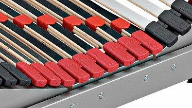 Lamelový rošt CLASSIC 42 motorový, 2x motor Hettich, kabelový ovladač #05