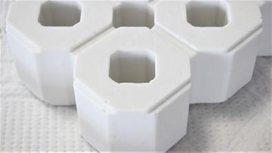 Jádro matrace bonell tvořeno segmenty