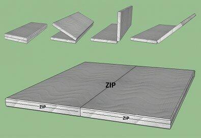 Obrázek produktu: files/zdravotni-matrace-visco-komfort-sofa-rozlozeni.jpg