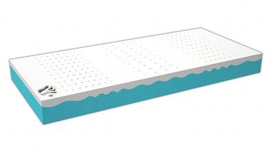 Matrace ze studené pěny s paměťovou pěnou VISCO AVENA AIR SOFT