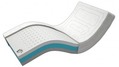 Zdravotní matrace z líné pěny VISCO BONELL AIR MEDIUM