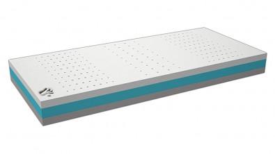 Luxusní matrace z paměťové pěny VISCO BONELL AIR MEDIUM