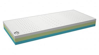 Kvalitní matrace z paměťové pěny VISCO BONELL AIR SOFT