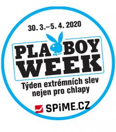 30.3.-05.4. Týden extrémních slev s PLAYBOY WEEK