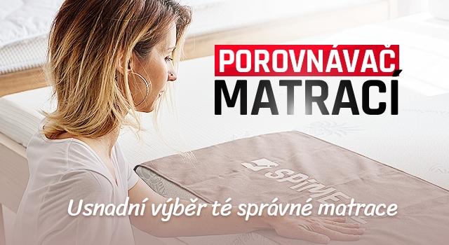 porovnávač matrací