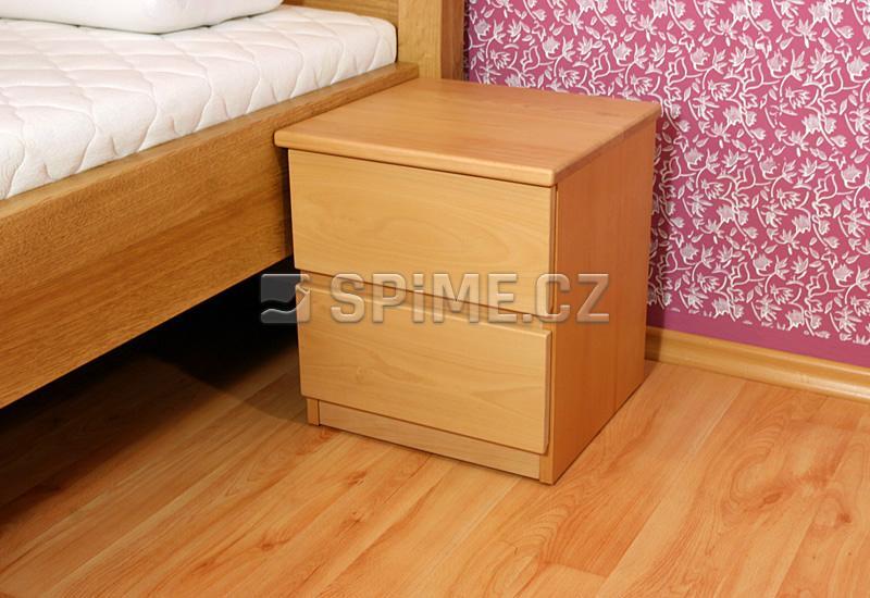 Noční stolek z masivu VENEZIA