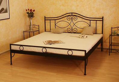 Kovová postel SIMONA