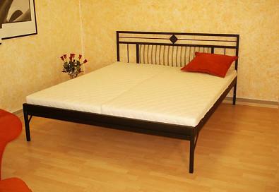 Kovová postel MONTE CARLO