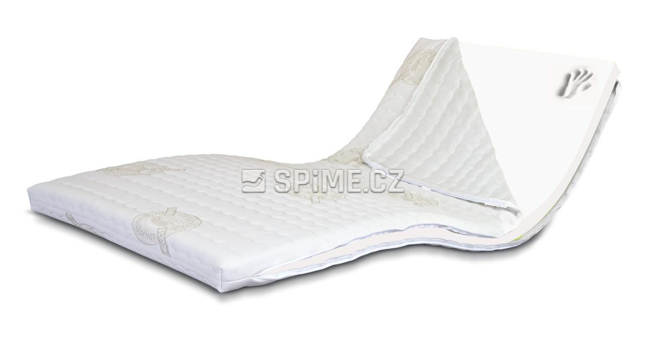 Přistýlka matrace VISCO TOPPER SOFT
