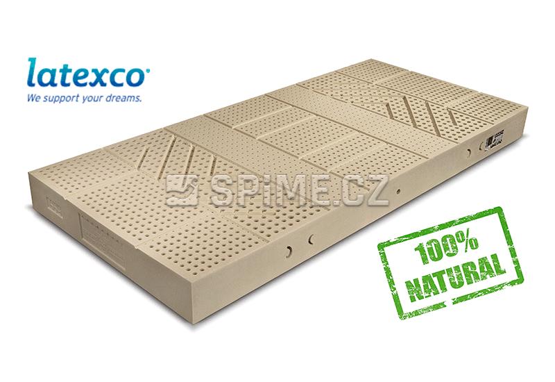 Matrace 100% přírodní Latex MULTI NATURAL MEDIUM