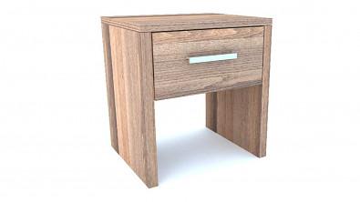 Noční stolek z masivu COMODINO