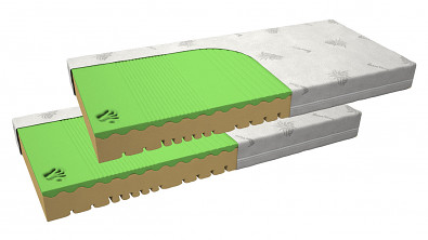 Matrace VISCO FLEXI 1+1 ZDARMA
