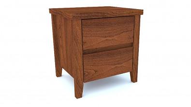 Noční stolek z masivu IBIZA