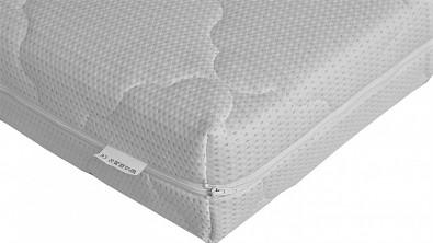 Potah na matraci SILVER GUARD prošitý s rounem