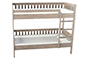 Patrové postele z masivu