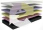 Multi-tuhostní matrace s možností změny tuhosti